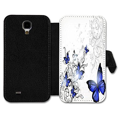 Book Style Flip Handy Tasche Hülle Schutz Hülle Schale Motiv Etui für Samsung Galaxy ACE S5830 - A13 Design5