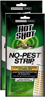 Hot Shot No-Pest Strip - 2 Pack