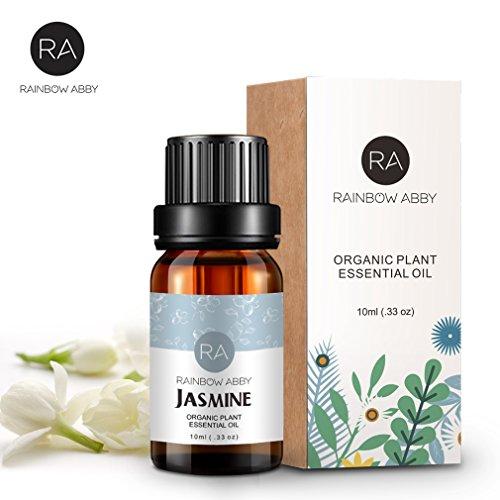 Aceite esencial de jazmín Aromatherapy Now Aceites esenciales orgáni