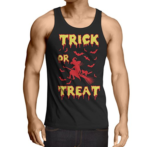 lepni.me vest Trick or Treat - Halloween Witch - Party Outfites - Scary Costume
