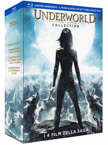 Underworld Collection (3D) (3 Blu-Ray+Bl...