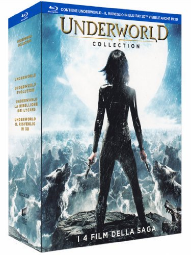 Underworld - Collection [Blu-ray] [IT Import]