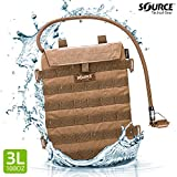 Source Tactical Razor Hydration Pouch with WLPS 3L...