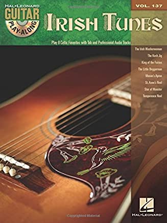 Irish Tunes: Guitar Play-Along Volume 137 (Hal Leonard Guitar Play-along) by Unknown(2014-01-01)