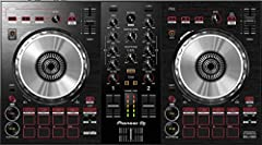 Intuitive layout, all of the features were designed to be where you need them, when you need them Add scratch effects to cued and currently playing songs without a turntable thanks to Pad Scratch Mixing is Seamless with the FX Fade feature. 5 inch du...