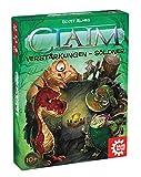 Game Factory 646262 Claim, Kartenspiel, Stichspiel Erweiterung, Verstärkung Söldner