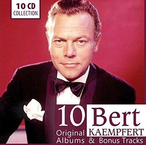 BERT KAEMPFERT: 10 Original Albums