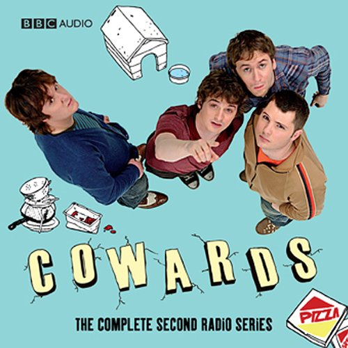 Cowards, Series 2 audiobook cover art