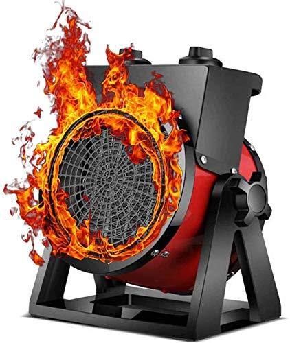 BGH Calentador de Patio, portátil, lámpara de Calor de Acero Inoxidable al Aire Libre al Aire Libre Ajustable Calentadores adecuados for Interiores y Exteriores