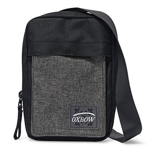 OXBOW FIMOS Herren-Tasche one size Schwarz