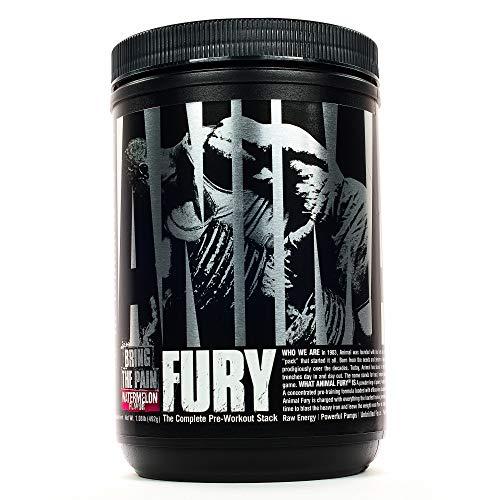 Animal Fury Pre Workout Powder Supp…