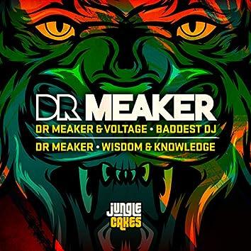 Baddest DJ / Wisdom & Knowledge