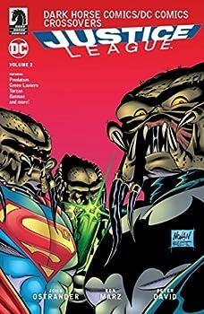 Dark Horse Comics/DC Comics  Justice League Volume 2