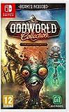 Oddworld new 'n'tasty est un remake complet du jeu d'aventure sur plateformes oddworld abe's oddysee. Oddworld: munch's oddysee: alterne entre munch et abe et utilise des capacités uniques et des pouvoirs psychiques pour récupérer le dernier œuf de g...