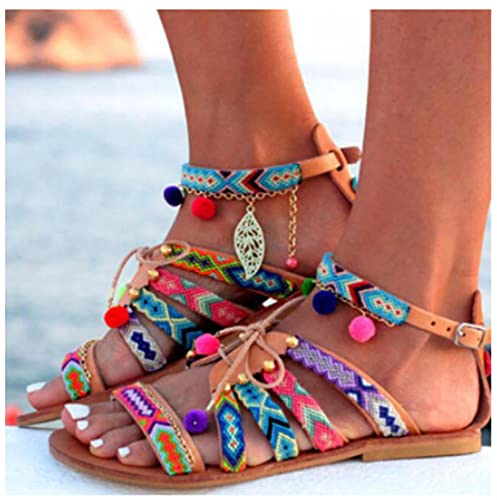 Sandalias de tacón de cuña para Mujer, Plataforma, Suela de cáñamo sólida, Punta Abierta, Correa de Tobillo, Hebilla 2021, Zapatos Casuales de Moda para Mujer, Blanco