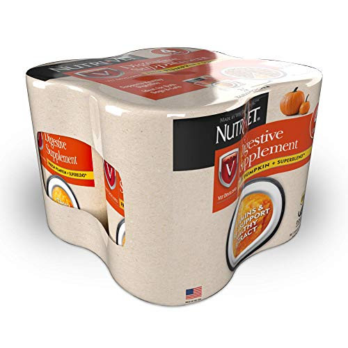 Nutri-Vet Digestive Supplement | Packed with Fiber to Help Soothe...
