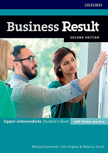 Business result. Upper intermediate. Student's book. Per le Scuole superiori. Con espansione online