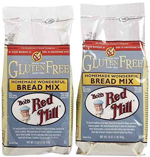 Bob's Red Mill Gluten Free Homemade Bread Mix - 16 oz - 2 pk