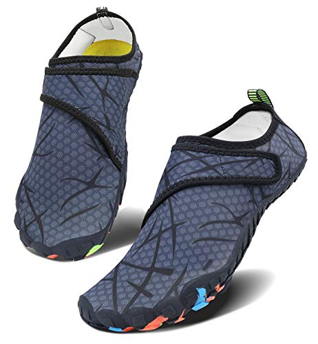 JointlyCreating Men Women Quick Dry Barefoot Hiking Water Shoes for Swim Surf Exercise