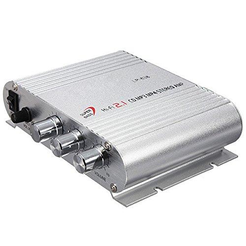 Electrolandia® Etapa de Potencia Amplificador 200w