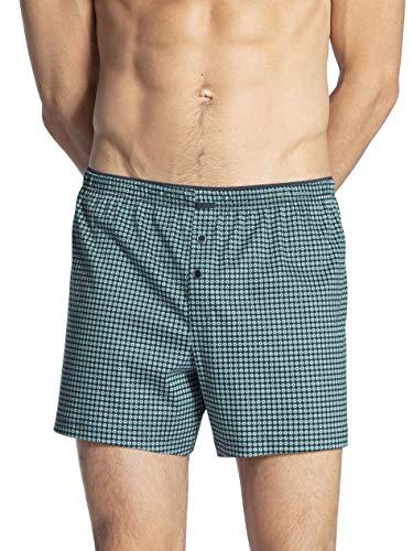 Calida Selected Cotton Jersey-Boxershorts Herren