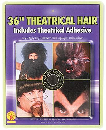 Horror-Shop Noir théâtre cheveux