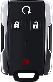 ECCPP Replacement fit for Keyless Entry Remote Key Fob Shell Case Chevrolet Colorado SuburbanTahoe Silverado 1500 2500 HD ...