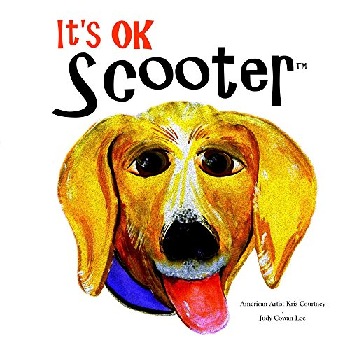 It's Ok Scooter: Fictional Children's Book (English Edition)