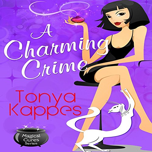 A Charming Crime  audiobook cover art