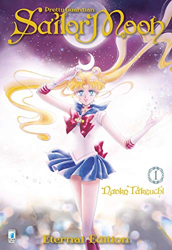 Pretty guardian Sailor Moon. Eternal edition (Vol. 1)