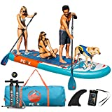 Family Paddle board with lots of capacity
