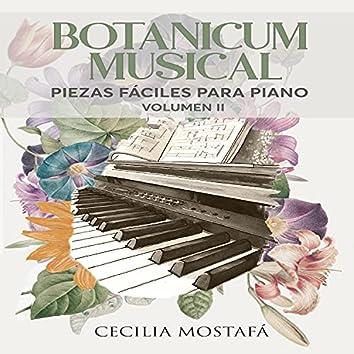 Botanicum Musical, Vol. 2: Piezas Fáciles para Piano