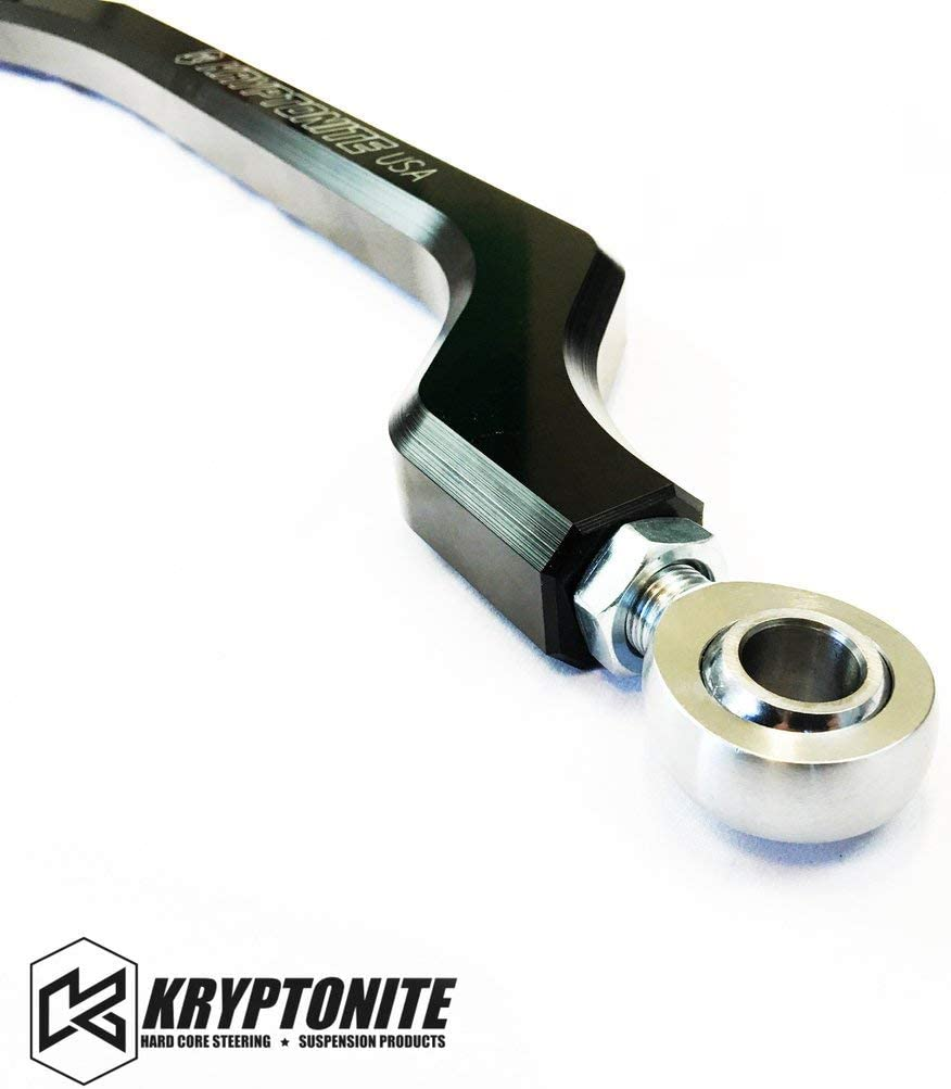 2014-2016 Kryptonite Heavy Duty High Clearance Lower Radius Rods KRZRHC16 Compatible with Polaris RZR XP 1000 XP 1000 Turbo
