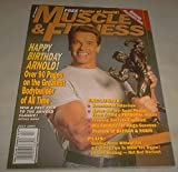 Joe Weider's Muscle & Fitness Magazine, July 1997, Vol. 58 No. 7, SCHWARZENEGGER Special Collector's Issue (Happy Birthday Arnold! Over 90 pages of the greatest bodybuilder of all time!, Vol. 58 No. 7)