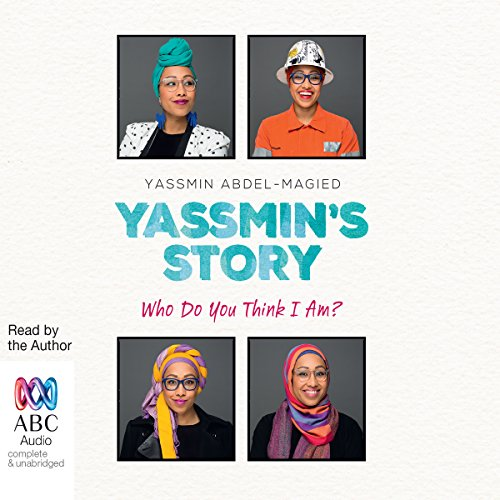Yassmin's Story audiobook cover art