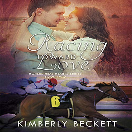 Racing Toward Love audiobook cover art