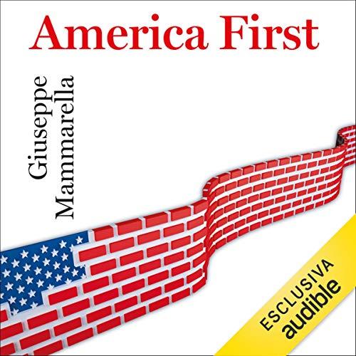 America First copertina