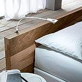 2x SO-TECH Lampe liseuse flexible'Luminoso' LED Lampe de chevet DEL Lampe pour lire LED Lampe de...