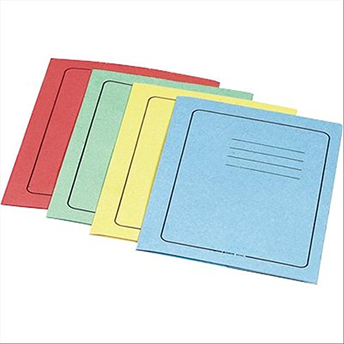 ESSELTE Cartelle MANILLA 3 lembi - f.to 25 x 35 cm - Azzurro - Confezione da 25 pezzi - 55135