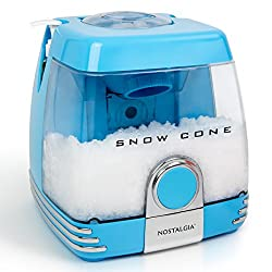 Best Party Size for Best Snow Cone Machine: Nostalgia SC7BL Snow Cone Party Station
