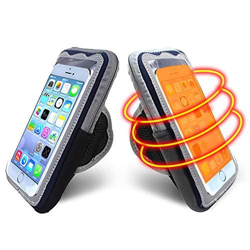 SenMore Funda térmica para teléfonos Inteligentes, prolonga la Vida útil de la batería, Ahorra energía, cálida Funda para teléfono Compatible con iPhone, Huawei, Samsung, Xiaomi, etc.