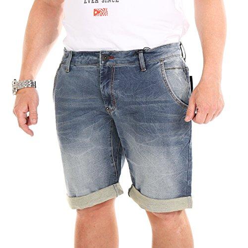 Short Jeans Roccawear R1601J203S Größe: 30 Farbe: mid Sand b