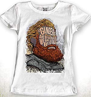 Tormund Kissed By Fire Game Of Thrones Para Hombre Rott Wear