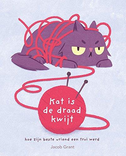 Kat is de draad kwijt: hoe zijn beste vriend een trui werd