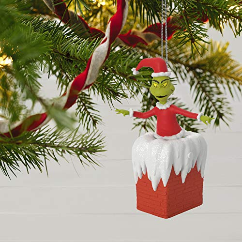 Hallmark The Grinch Keepsake Ornament 2020