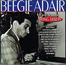 Plays the Songs of Irving Berlin
