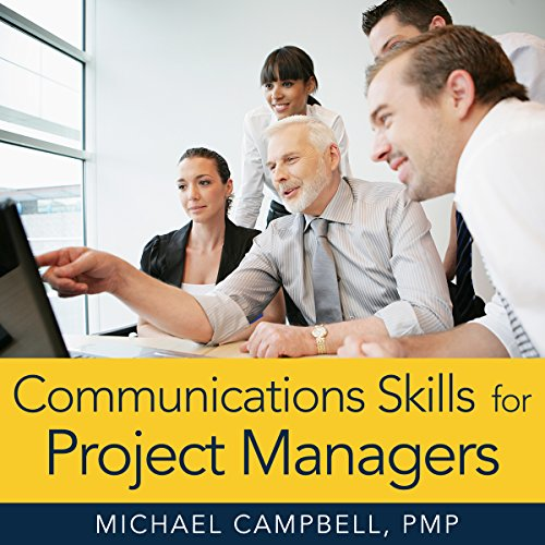 Communications Skills for Project Managers cover art
