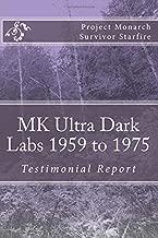 MK Ultra Dark Labs