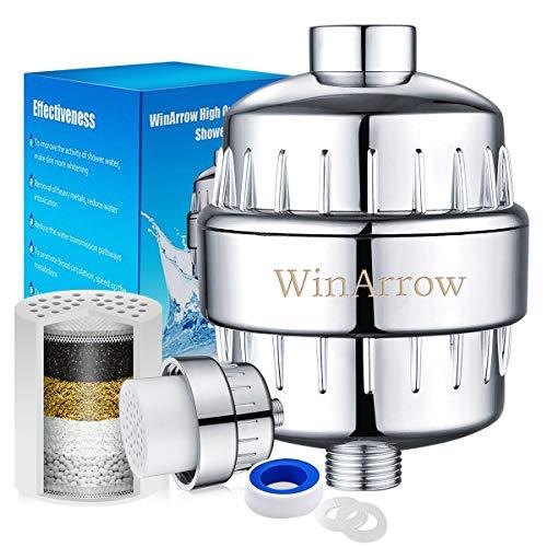 WinArrow Filtre de douche universel haute sortie