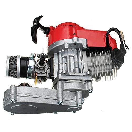 47cc 49cc 2 Stroke Engine Motor pull start For Pocket Mini Bike Scooter ATV Kits Complete Engine Kit